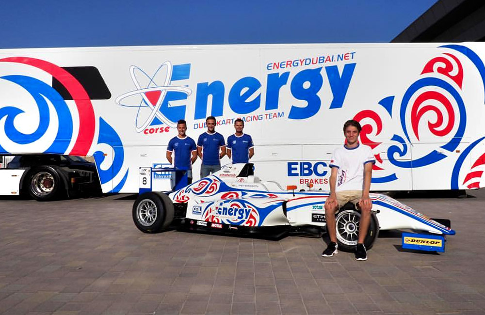 Energy Dubai F4 Racing Team