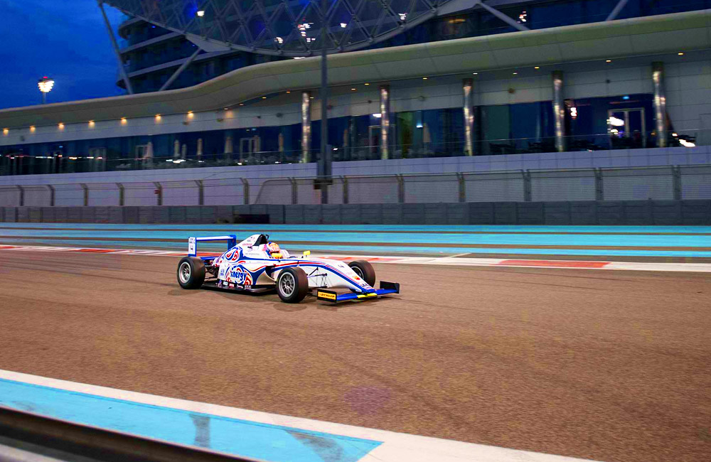Lucas Joins F4 UAE Grid For Championship Grand Finale in Abu Dhabi